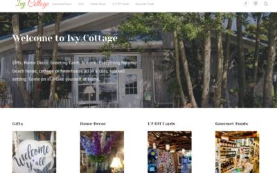 Ivy Cottage - website